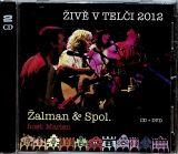 Žalman & Spol. Živě v Telči 2012 (CD+DVD)