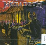 Megadeth System Has Failed