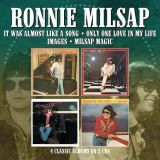 Milsap Ronnie-It Was Almost Like A Song / Only One Love In My Life / Images / Milsap Magic