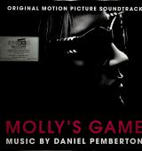 OST Molly's Game -Coloured-