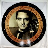 Cash Johnny Sun Singles (Limited Picture Disc)