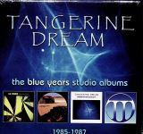 Tangerine Dream-Blue Years Studio Albums 1985-1987 (Box 4CD)