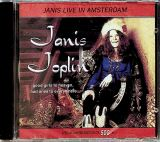 Joplin Janis Janis Live In Amsterdam - Good Girls To Heaven, Bad Ones To Everywhere (Ltd.)