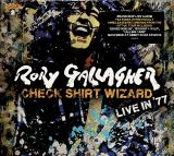 Gallagher Rory Check Shirt Wizard (Live In '77)