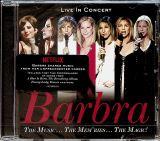 Streisand Barbra Music... The Mem'ries.. The Magic! (Live In Concert)