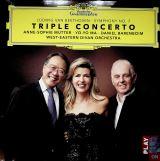 Beethoven Ludwig Van;Mutter/Yo-Yo Ma/Barenboim-Triple Concerto & Symphony No. 7