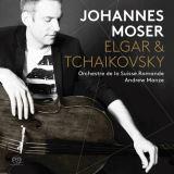 Elgar Edward;Čajkovskij Petr Iljič;Moser Johannes-Elgar & Tchaikovsky: Cello Concerto; Rococo Variations