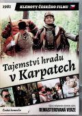 Magic Box Tajemství hradu v Karpatech DVD (remasterovaná verze)