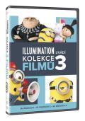 Já, padouch kolekce 3 DVD