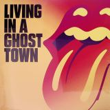 """Rolling Stones Living In A Ghost Town (Limited Edition, Orange vinyl 10"""")"""
