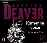 Deaver Jeffery Kamenná opice - 2 CDmp3 (Čte Jan Vondráček)