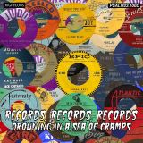 V/A-Records, Records, Records - Drowning In A Sea Of Cramps (2CD)