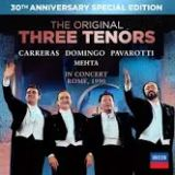Domingo Placido;Pavarotti Luciano-Three Tenors.. -Dvd+cd-
