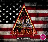 Def Leppard Hits Vegas - Live At Planet Hollywood (DVD+2CD)