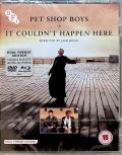 Pet Shop Boys It Couldn't Happen Here (Blu-ray+DVD)