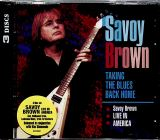Savoy Brown - Taking The Blues Back Home - Savoy Brown In America (3CD Set)