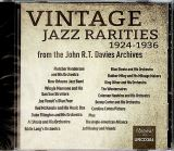 V/A - Vintage Jazz Rarities 1924-1936 - from The John R. T. Davies Archives