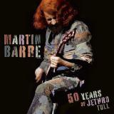 Barre Martin 50 Years Of Jethro Tull (Bonus Tracks)