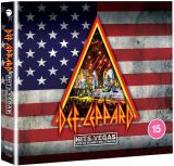 Def Leppard Hits Vegas - Live At Planet Hollywood, Las Vegas, 2019 (DVD+2CD)