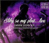 Ledecký Janek Sliby se maj plnit... Live (CD+DVD)