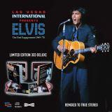 Presley Elvis-Las Vegas International Presents Elvis - The First Engagements 1969-70