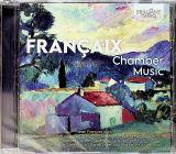 Brilliant Classics Francaix Chamber Music