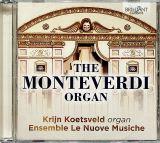 Brilliant Classics Monteverdi Organ