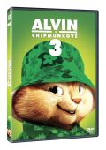 Alvin a Chipmunkové 3 - DVD