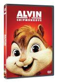 Magic Box Alvin a Chipmunkové DVD