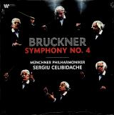 Celibidache Sergiu Bruckner Symphony No.4