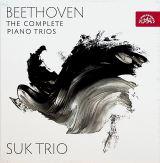 Supraphon Beethoven: Kompletní klavírní tria (4CD)
