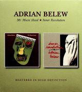 Belew Adrian Mr. Music Head / Inner Revolution