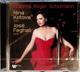 Warner Music Brahms, Reger, Schumann