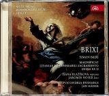 Supraphon Brixi: Magnificat. Hudba Prahy 18. století