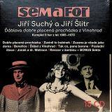Semafor Komplet 9 her z let 1965-1970 (15CD)