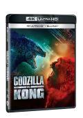 Magic Box Godzilla vs. Kong 4K Ultra HD + Blu-ray