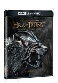 Magic Box Hra o trůny 4. série (4 Blu-ray 4K Ultra HD)