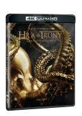 Headey Lena Hra o trůny 6. série (4 Blu-ray 4K Ultra HD)