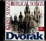 Dvořák Antonín Písně / Biblické písně, Cigánské melodie, Večerní písně... / Soukupová, Jindrák, Blachut