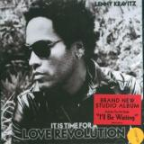 Kravitz Lenny It's Time For A Love Revolution