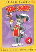 Magic Box Tom a Jerry 3. (9.- 12. díl) - 4DVD