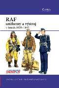 Cormack Andrew RAF - uniformy a výstroj