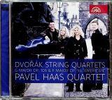 Supraphon Dvořák - Smyčcové kvartety No. 13 & No. 12