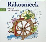 Supraphon Rákosníček (kompletní 4CD edice)