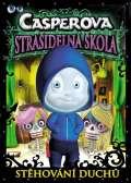 Urania Casperova strašidelná škola - Stěhování duchů - DVD
