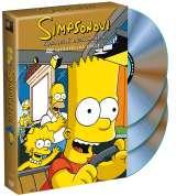 Bontonfilm a.s. Simpsonovi 10. (Complete Season 10) - 4DVD