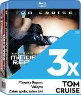 Sarsgaard Peter 3x Tom Cruise (Valkýra, Minority Report, Zatím spolu, zatím živi) - 3BLU-RAY