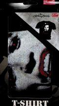 Rolling Stones-T-Shirt Lipstick -L- Black