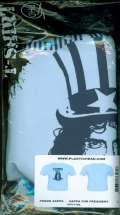 Zappa Frank-T-Shirt Zappa For President -L-