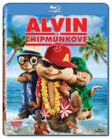 Mitchell Mike Alvin a Chipmunkové 3 - BLU-RAY